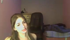 Hidarlinglove webcam show 2013 December 28