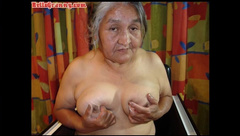 HelloGrannY Hot Amateur Latin Pictures Compilation