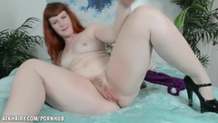 The Kinky Girl Next door gives you a private show