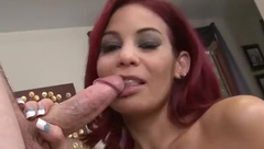 Cutie sucks cock before partner had finished her a ton of
