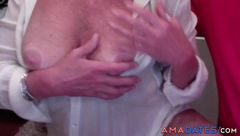 Homemade Anal : we are very happy at office with her