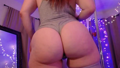 Sexy Pawg Big Ass Great Tits Redhead