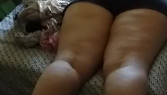 Phat white ass