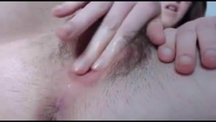 Hairy and wet play
