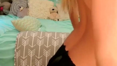 Blonde Camgirl JOI For You - Passion-Cams