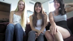 Princess Rene, Princess Monique, Princess Ceara - 3 Girls Ruined Orgasm