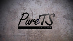 PureTS - Alura Jenson, Shiri - Boss and wife share their TS secretary