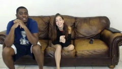 INTERRACIAL TEEN TAKES 2 BBC WEBCAM INTERRACIAL AMATEUR