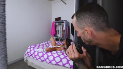 Bangbros - Adriana Chechik violently squirts all over u