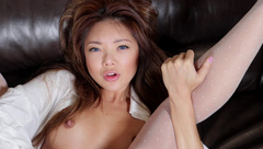 Ayumi Anime Anal Wet T Shirt Amp Pantyhose in private premium video