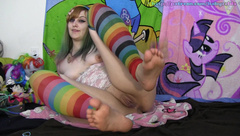 BabyZelda Fairy Steps On Ur Nuts Ball Stomp Virgin in private premium video
