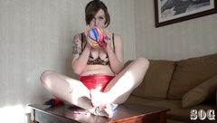Betbon Popping Balloons in private premium video
