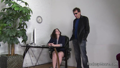 RodneyMoore - Rain Smith Mrs Smith Gets A Facial