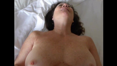 My MILF Wife gets fucked good at Cliff House Inn Unedited