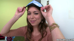 Riley Reid- BangBros Amateur Hottie Riley Reid Camel To