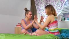 AbbyWinters - Beatrix And Nichole Girl-Girl