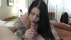 I Love Blow Jobs Feeding Ophelia in private premium video