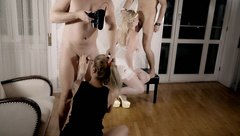 Kate Truu Exciting Foursome Swingers Orgy Part1 in private premium video
