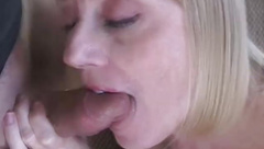 Two Cocks For MILF Melanie