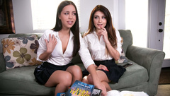 [GirlsWay.com] Adria Rae, Alina Lopez (School's Out)