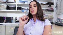 Blackmailed - Fashion Slut Anally Blackmailed