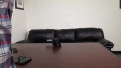 Backroom Casting Couch - Rayann