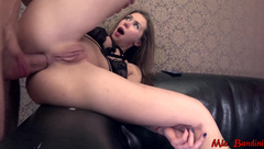 Mia.Bandini Rough Ass To Throat Fuck And Facial Cum in private premium video