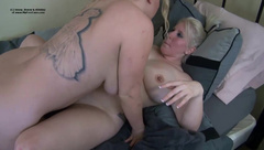 Sexxy_Bunny After Shower Sex And Toy Play W Alliebay in private premium video