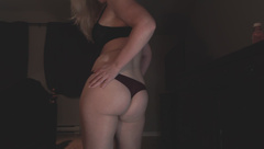 Missbehavin26 Twerk To Admirers Own Song in private premium video