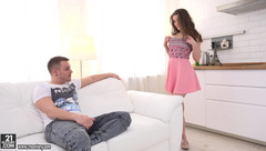 AnalTeenAngels - Evelina Darling - Stretch My Tight Hol