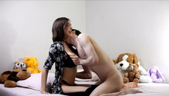 ManyVids - Christmas Eve Sex With Eager Lover