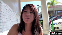 Irresistible girl craves for a dick