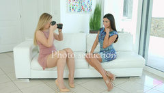 Sapphic Erotica - Alyssia Kent And Selvaggia