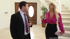 Ava Addams Bridgette B. in Naughty Office