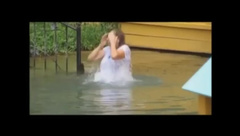 Candid Religious See-thru Baptism Compilation