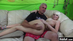 Hot girl knows how to ride a cock