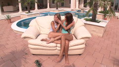 ALSScan - Alexis Brill And Gina Gerson - Shared Pleasur