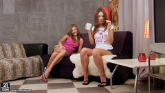 Lezcuties -  Ava and Inna - Ava and Inna Best Friends