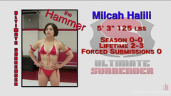 UltimateSurrender - Milcah Halili And Savannah Fox