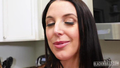 BlackMailed-Angela White-Blackmailed By Big Boob Cheate