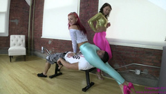 BratPrincess - Amadahy Kendall - Break in slave with Do