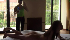 Hegre - Sexy Sports Massage