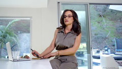 Casting - Lisa Ann Interracial Casting Couch