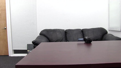 BackRoomCastingCouch-Nikki Gets Her First Anal