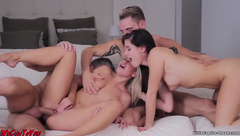 LittleCapriceDreams Caprice Foursome Premium Video HD