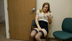 Ring Turns Frumpy Secretary Into Hot And Horny Slut Xev Bellringer Free, linsico