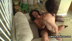 Margo Sullivan - Mom and daughter after meeting in a an bar