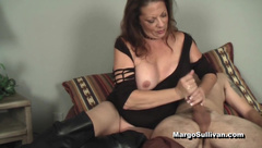 Margo Sullivan - Mom Shows Off Her Slut Clothes Margo Sullivan