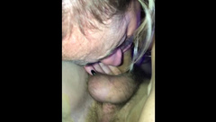Natalia Aleksei Rides Johnny Jackhammer's Cock, Squirts, Then 69s It Off