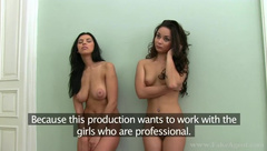 Casting.xxx_Aurelly and Keera